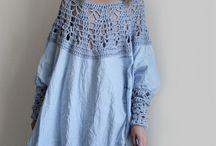 örgülü elbise