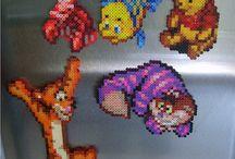 Beads/Perler/Hama Disney