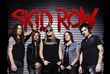 glam metal / heavy metal / hard rock music