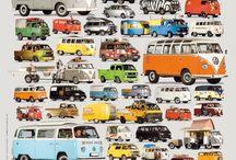 Volkswagen bus - lo mejor / la mia raccolta di immagini preferite sul bus/van