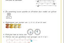 klas - doelen / databord
