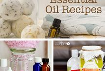 essential oils / by Diane Zink