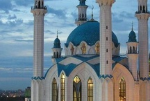 Mosque / Im a moslem and im proud