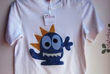 2. DIY Camisetas