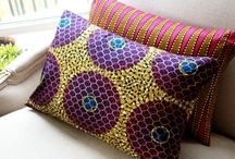 Africa inspired furniture
