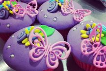 Butterfly cake idees