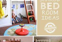 Kids room  / La fucina dei piccoli artisti