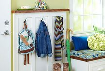 Mud room and Laundry room / by Beth Phillips