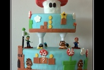 Awesome cakes / by Kaitlyn Williams