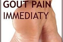 gout pain remedy