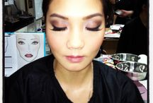 Makeup (my work) / Please visit my page on fb http://www.facebook.com/klHairandMakeup