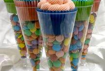 Fiestas y Candy bar