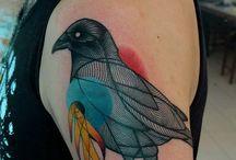 [Tattoos] on my body / My body = canvas
