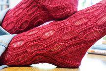 Gorgeous Knits - Socks