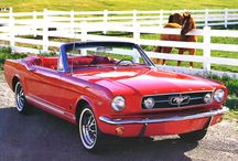 1960 to 1969 CARZ / The start of real muscle cars and the Ford Mustang. / by Carz Inspection