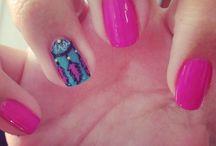 Nails art #misdiseños