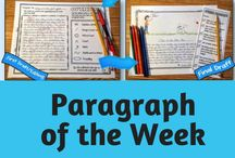 Writing - Paragraphing
