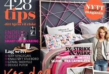Kamille - Norwegian Magazine