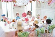 Chic kids party