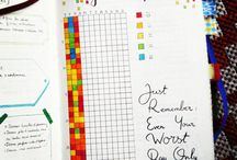 bulletjournal ideas