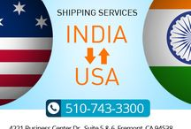 Shipping to India from USA