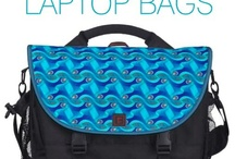 LAPTOP BAGS {products} / Quality customizable messenger/laptop bags designed by webgrrl.biz