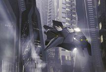 Cyberpunk / Awesome cyberpunk imagery