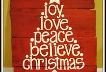 christmas crafts / happy christmas