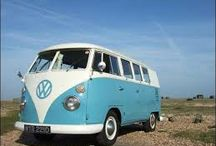 VW Campervans / Collection of the iconic vw camper still in production and as popular as ever