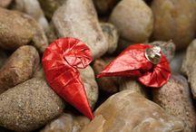 My origami jewellery