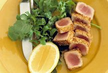Fish and Seafood / Fish and Seafood recipes / by Kelly Blizzard