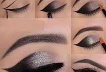 steampunk make-up