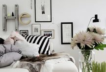 DECOR INSPIRATION - ALL sorts of unique styles / Decorating inspiration for your home / by Julie Eckert