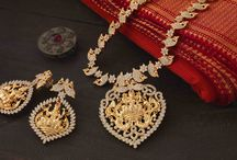 Indian Fashion Jewellery / Indian wedding and festive jewellery from Kushal's Fashion Jewellery (Collection Winter 2014)