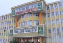 """Doğa Okulları Diyarbakır Kampüsü / Diyarbakır Doğa, 2011-2012 eğitim yılında Doğa Okulları'nın, Diyarbakır'ın öncü eğitim kurumlarından Avrupa Birliği Koleji'ni bünyesine katmasıyla Diyarbakır'a """"Merhaba"""" dedi."""