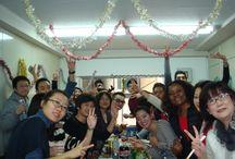 ALA Christmas party 2013