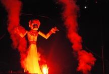 The Fire Spirit! Zozobra's Nemesis