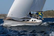 svenske seilbåter