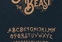 Ornamented Typography