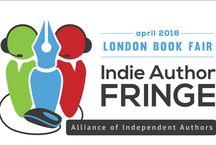 Alliance for Independent Authors / Indie Author Fringe 2016 ~ Online Independent Author Event