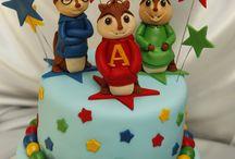 Max Birthday Cakes