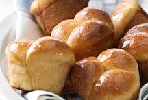 Bread & Sweet Rolls