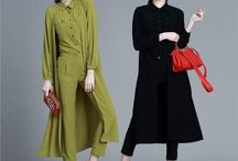 Trendy Women Fashion / Women Suits for Work wear / Leisure wear