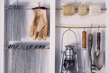 Craft Room Ideas for Tamie / by Nancy Blondin