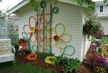 Cool Yard Art / by Jacquie Glaspie