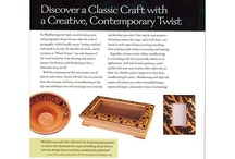 Starters Wood Burning / Want to start this beautiful hobby? Here are some of the things you will need! / by Woodcraft