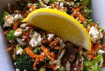 Food-Salads incl Dressings, Salsas / by Kristi Coy