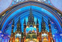 Beautiful Churches / by Erika Cohen