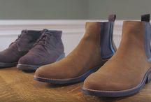Tas,  Sepatu dan Topi