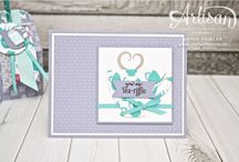 Stampin' Up! A Nice Cuppa (OCC16)